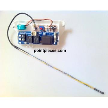 Thermor, Pacific, Thermostat éléctronique non kitable, 070215