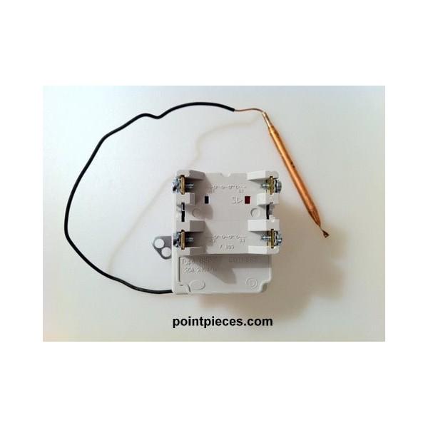Design thermostat chauffe eau electrique pacific avignon 2833 resistance - Thermostat de chauffe eau electrique ...
