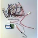 Ariston, Lemercier, Fleck, Chaffoteaux, Circuit imprimé pour anode éléctronique, 925348-01
