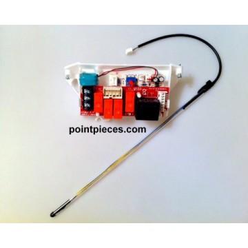 Atlantic, Thermostat électronique tri 400v, 070217
