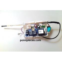 Thermor, Pacific, Atlantic, Sauter, Equation, Ensemble thermostat éléctronique 1200w vm 230 TEC 2012, 029308