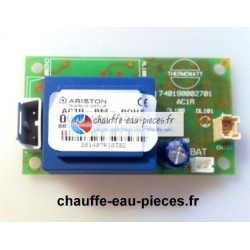 Ariston, Lemercier, Fleck, Chaffoteaux,  Circuit imprimé 3 ma, 60002286